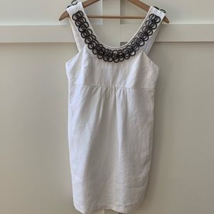 vtg milly of new york linen dress